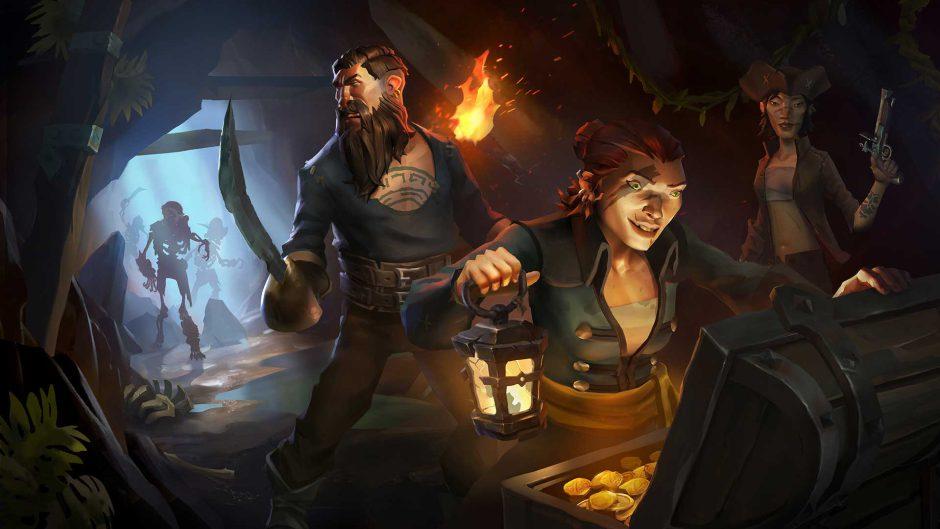 Rare invita a 28.000 personas más para la alpha de Sea of Thieves