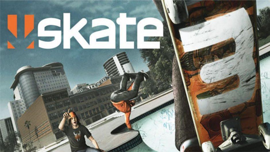 Skate 3 se une a EA Access en Xbox One