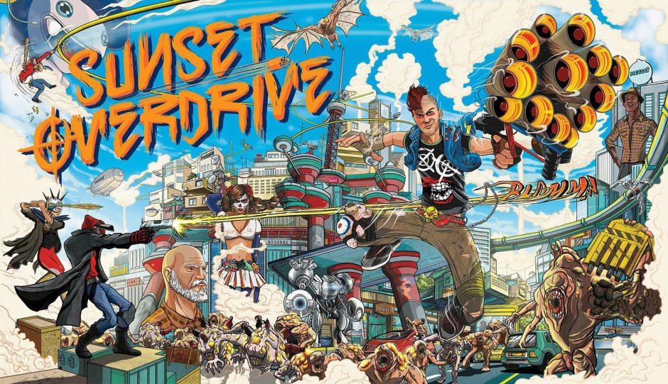 Sunset Overdrive 2 no estaría en desarrollo para Xbox One
