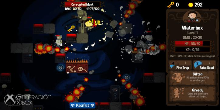 Análisis Vertical Drop Heroes HD