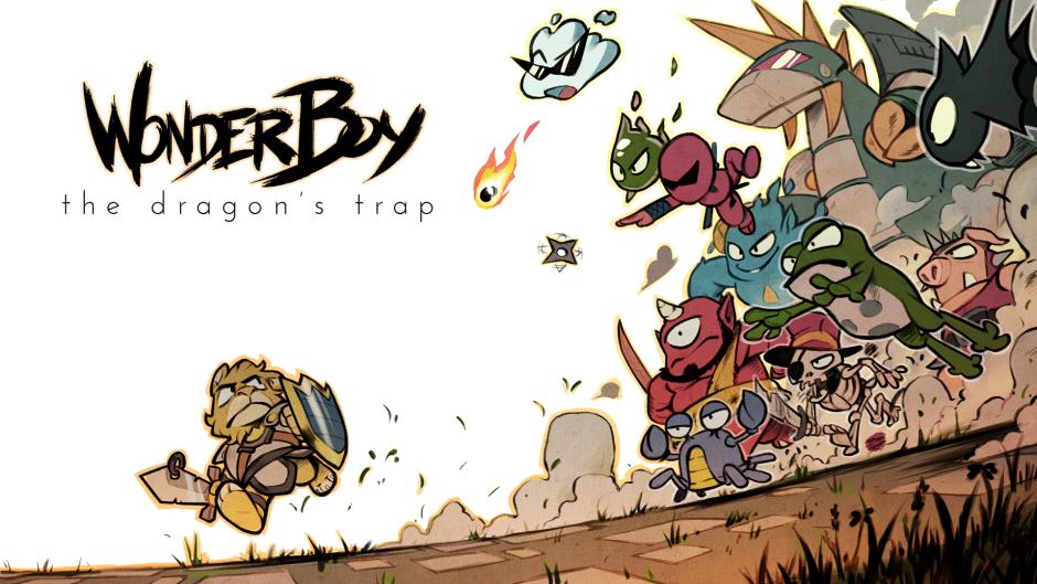 Tráiler de lanzamiento de Wonder Boy: The Dragon's Trap