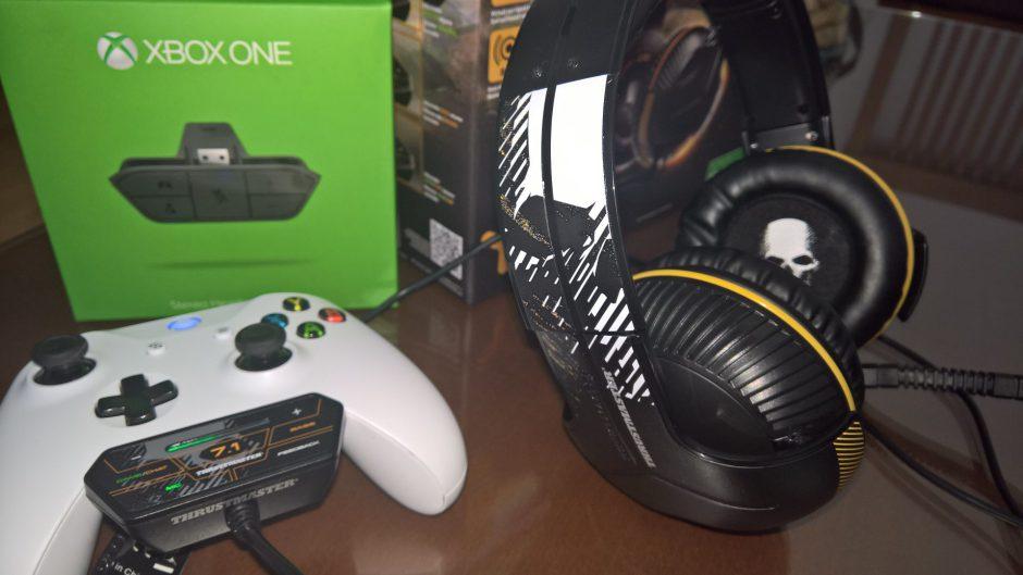 Analizamos los headset 350X Ghost Recon Wildlands Edition de Thrustmaster