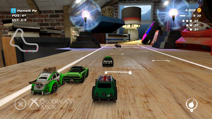 Análisis de Table Top Racing: World Tour