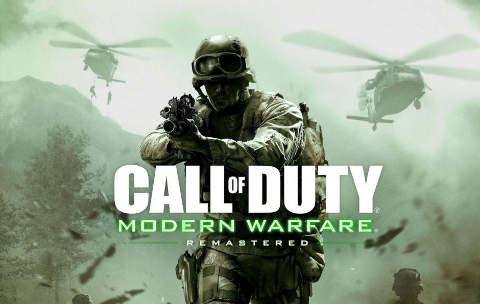Call of Duty: Modern Warfare Remastered podría venderse por separado muy pronto
