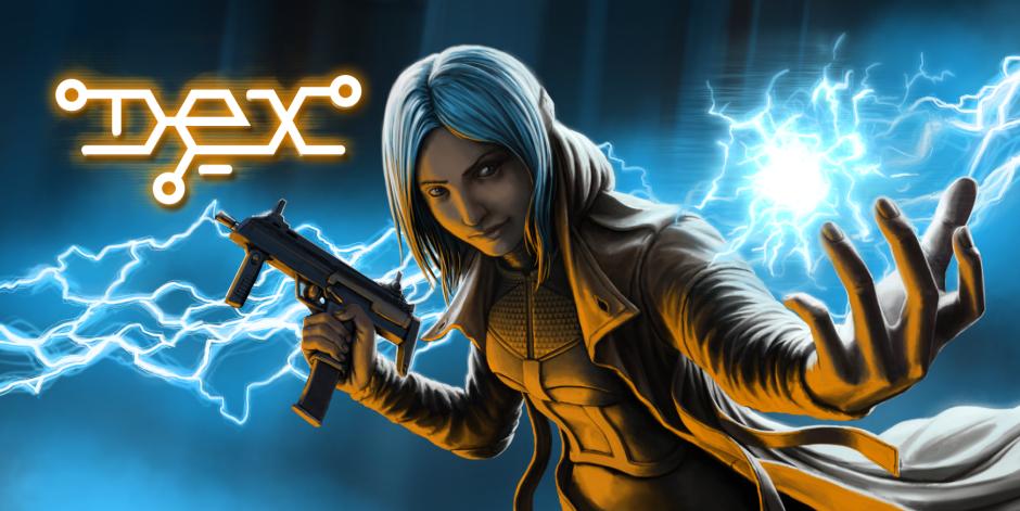 Entra de lleno en el universo cyberpunk gracias a la demo de Dex