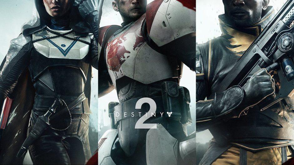 Sabremos más sobre la versión Destiny 2 en Project Scorpio en la conferencia de Microsoft