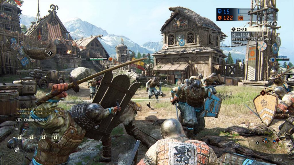 For Honor toma medidas baneando a más de 1000 tramposos 1