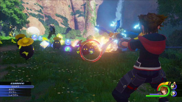 Tetsuya Nomura habla sobre Kingdom Hearts III y las transformaciones de las llaves espada