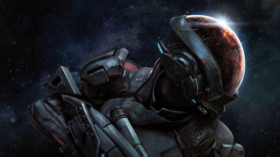 Mass Effect: Andromeda continúa liderando las listas de ventas en Reino Unido