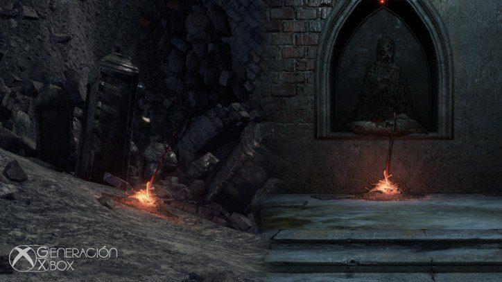 Análisis de Dark Souls 3: The Ringed City - Nos enfundamos la armadura y agarramos nuestra espada para volver a ver a la muerte en Dark Souls 3: The Ringed City.