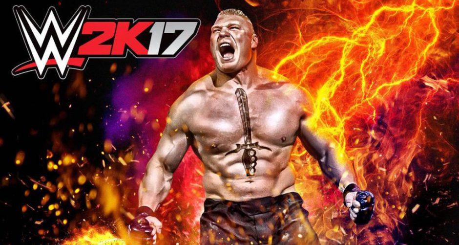Podremos jugar GRATIS a WWE 2K17 durante esta semana