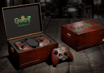 Conoce la espectacular edición especial de Xbox One basada en Gwent