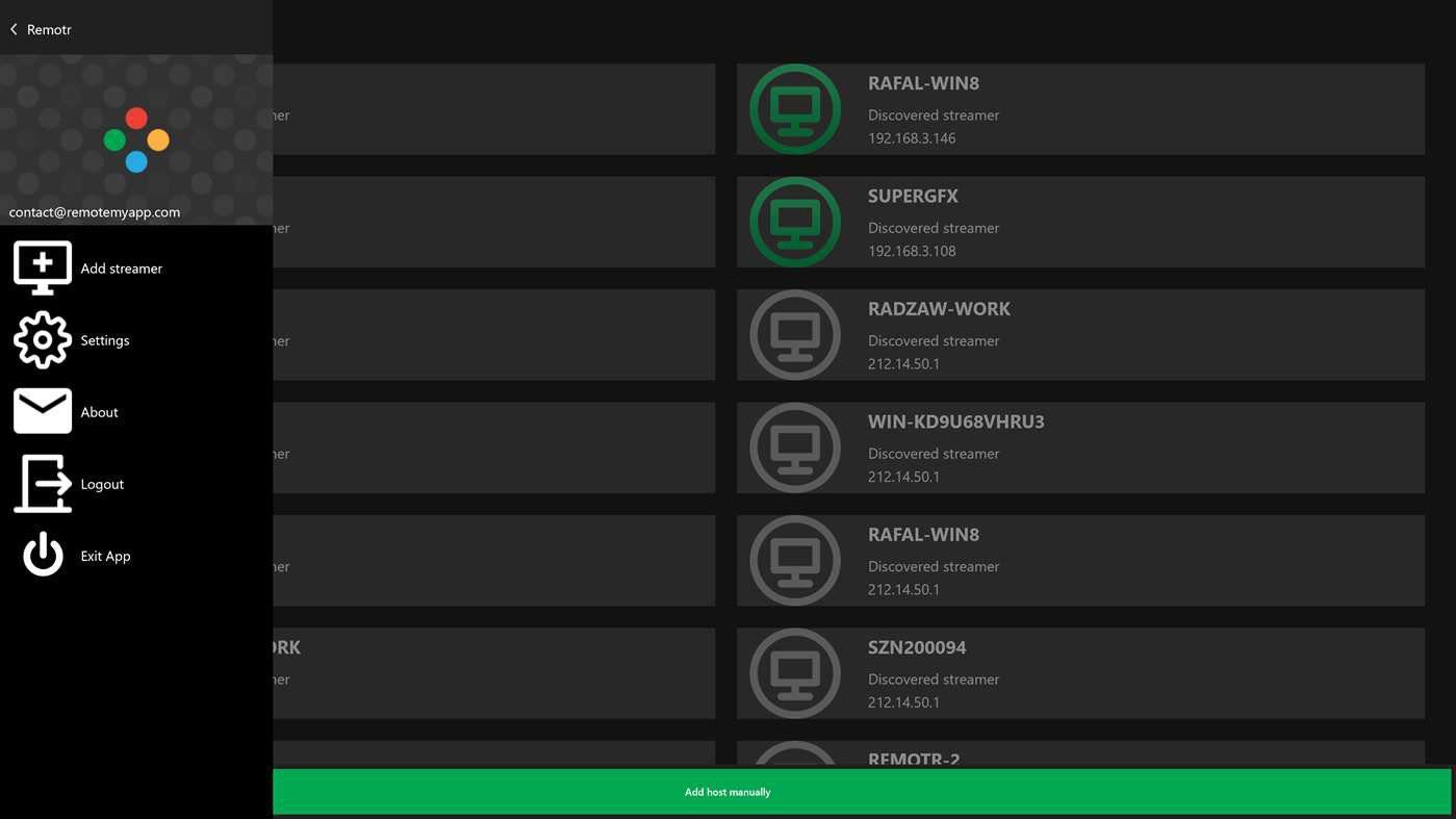 Remotr, la aplicación que nos permite jugar a los juegos de PC en Xbox One