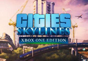 Primer gameplay de Cities: Skylines corriendo en Xbox One