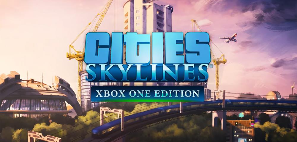 Cities Skylines Xbox One Natural Disasters