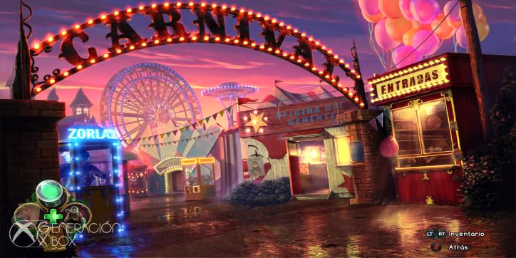 Análisis de Dark Arcana: The Carnival