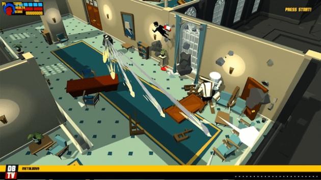 Ex miembros de Lionhead y Rockstar lanzarán Deadbeat Heroes en Xbox One y PC 1