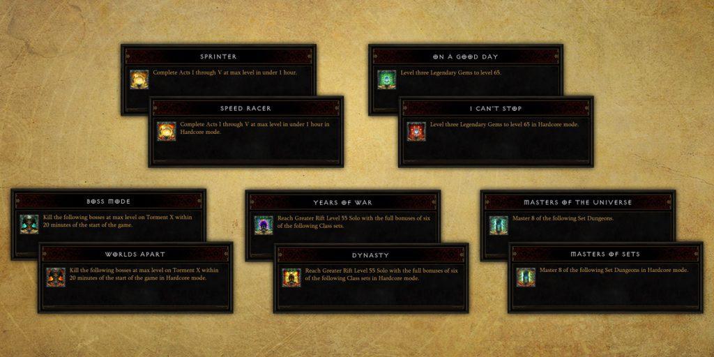 Temporadas Diablo III