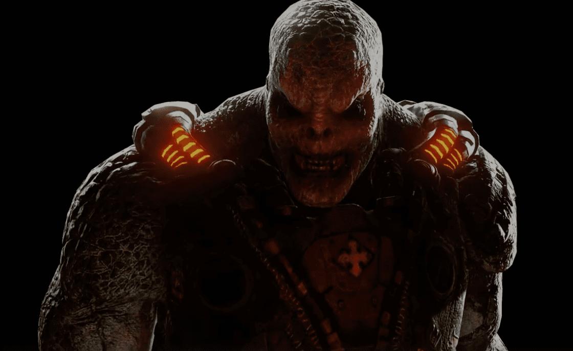 Por Fin Tendremos Locust En El Multijugador De Gears Of War 4