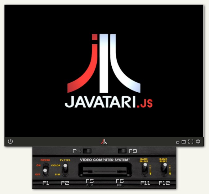 Javatari Atari emulador xbox one