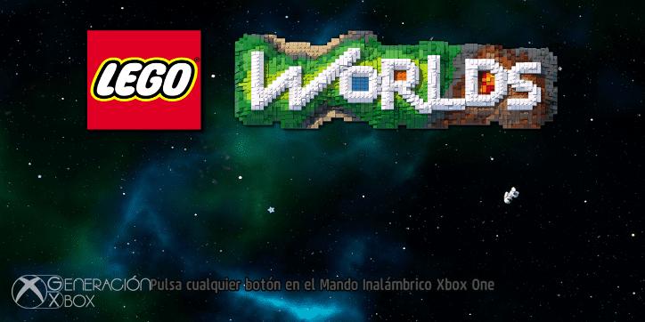 Análisis de LEGO Worlds 1