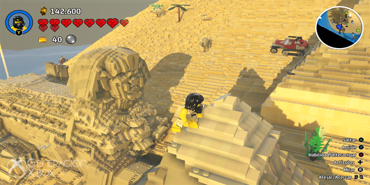 Análisis de LEGO Worlds - LEGO Worlds es la entrega definitiva basada en el popular juego de construcción. Sin el respaldo de una gran franquicia cinematográfica a sus espaldas, abandera la libertad total a la hora de construir todo aquello que imagines.