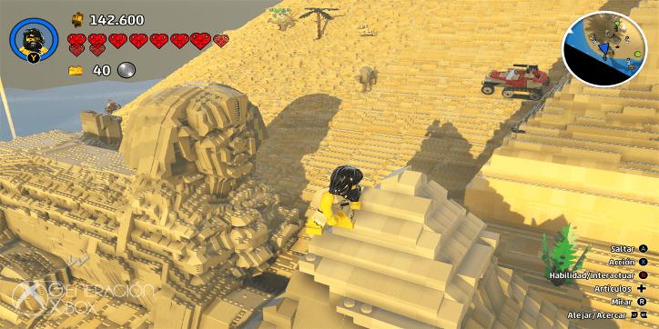 Análisis de LEGO Worlds 3