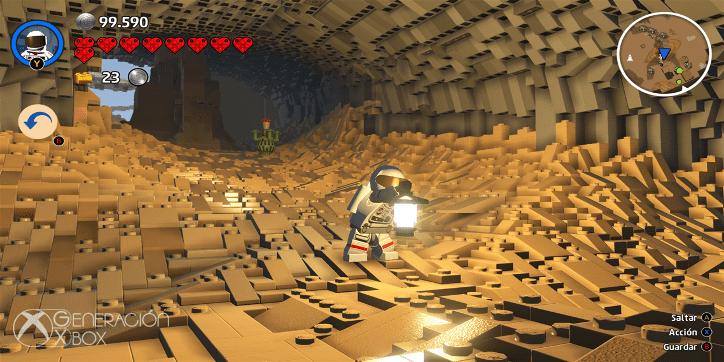 Análisis de LEGO Worlds 4