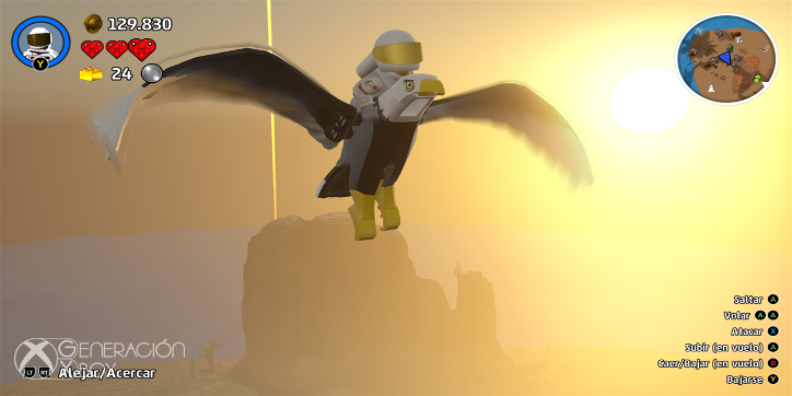 Análisis de LEGO Worlds 2