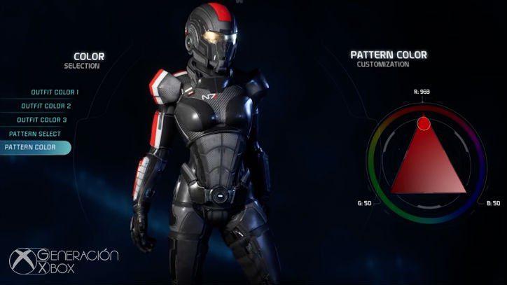 Armadura N7 - Mass Effect Andromeda