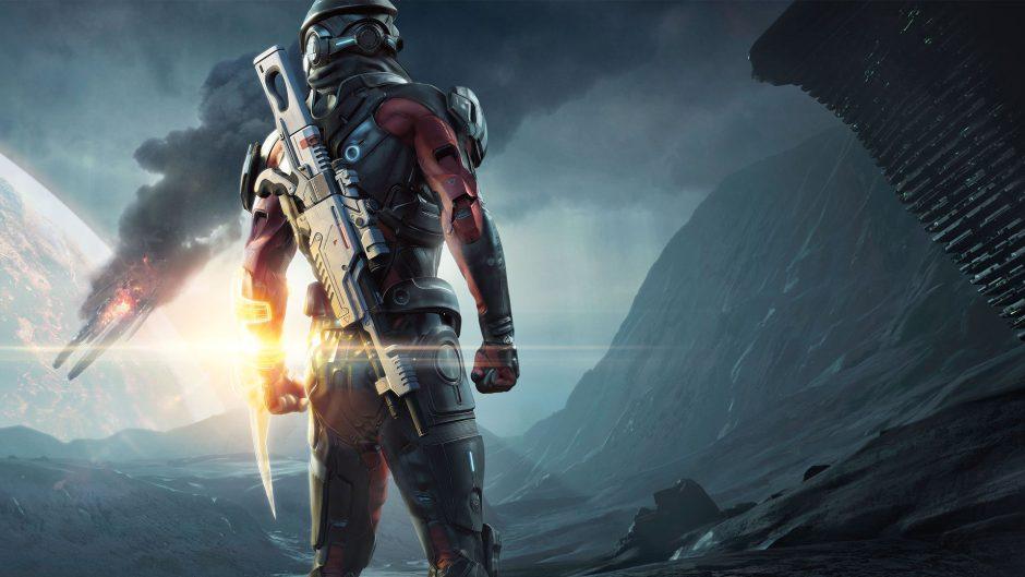 Así es Mass Effect Andromeda con el parche mejorado para Xbox One X