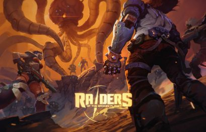 Raiders of the Broken Planet will be a Play Anywhere game