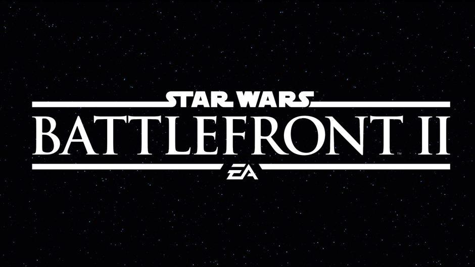 El 15 de abril veremos el primer tráiler de Star Wars Battlefront 2