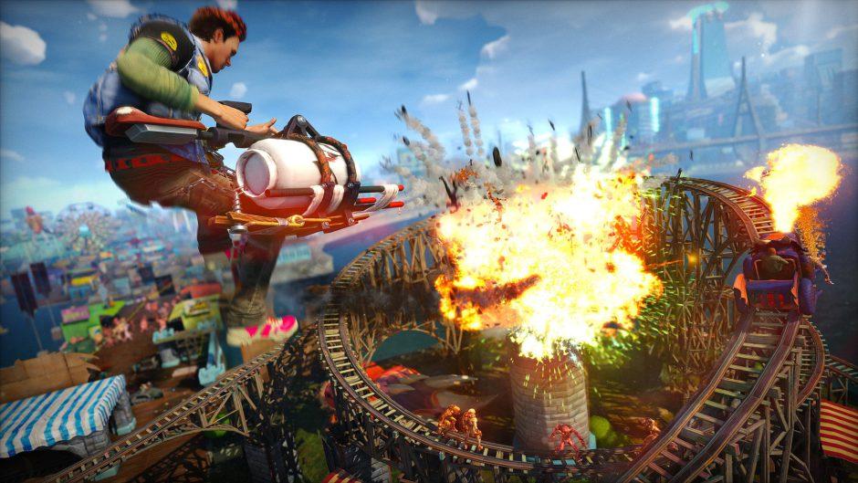 Sony confirma que posee los derechos sobre Sunset Overdrive