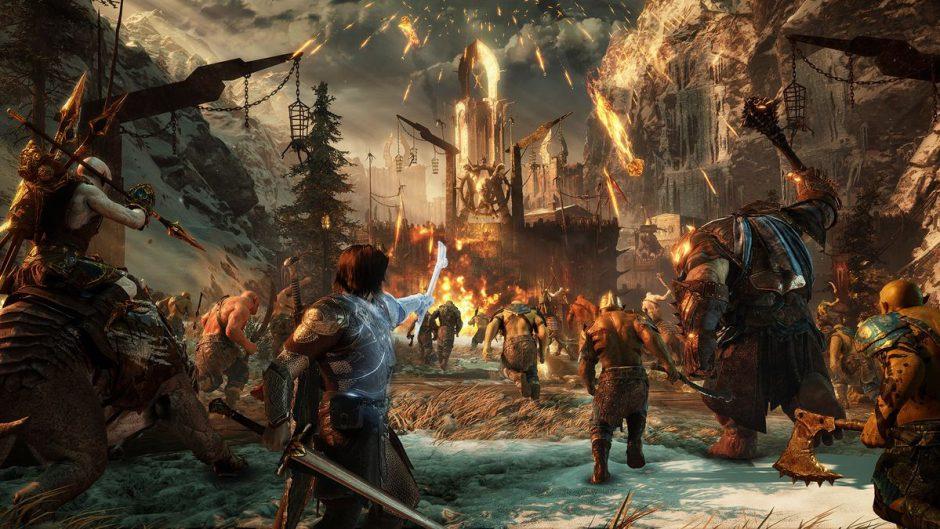 Monolith asegura los 4K nativos para Sombras de Guerra en Xbox One X