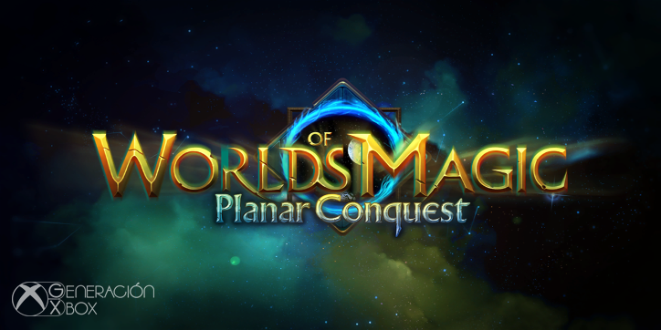 Análisis de Worlds of Magic: Planar Conquest