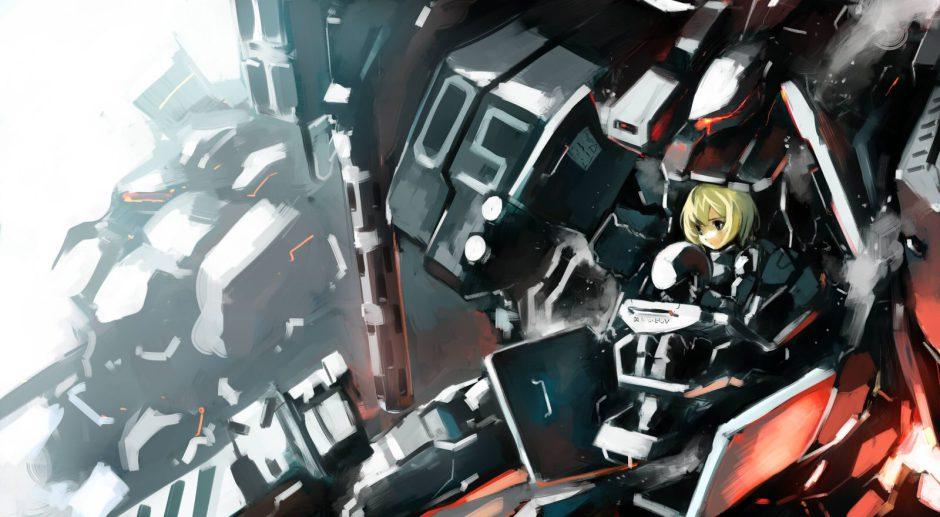 Armored Core muestra una misteriosa cuenta atrás por su 20 aniversario