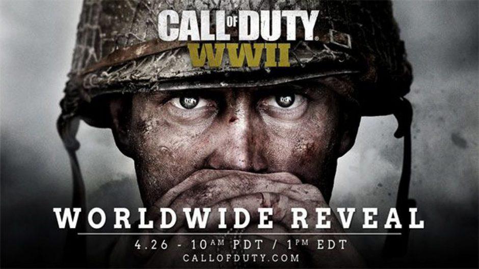 Primer trailer oficial de Call of Duty: WWII