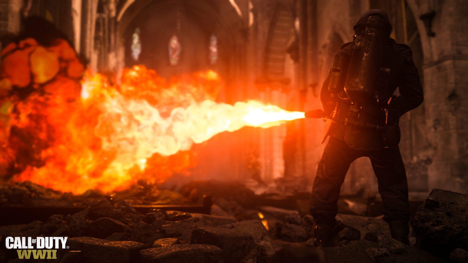 Aquí tenéis una recopilación de lo que sabemos del nuevo Call of Duty: WWII