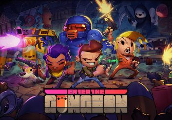 Xbox Game Pass añade hoy Enter the Gungeon y GoNNER
