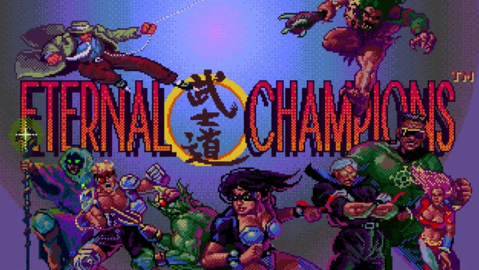 Eternal Champions de Sega podría volver 25 años despues