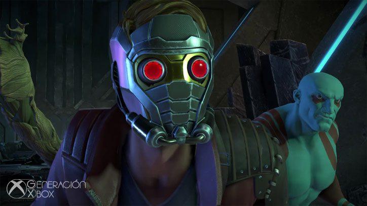 Análisis de Guardianes de la Galaxia de Marvel: The Telltale Series - Episodio 1