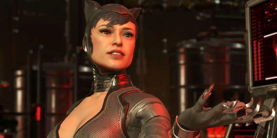 Catwoman se muestra en acción en el último tráiler de Injustice 2