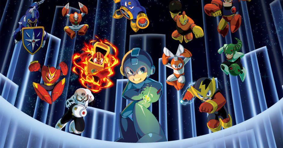 Mega Man Legacy Collection 2 aparece clasificado en Corea