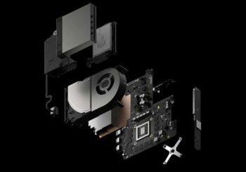 Xbox One X también es fácil de desmontar. Te enseñamos cómo hacerlo