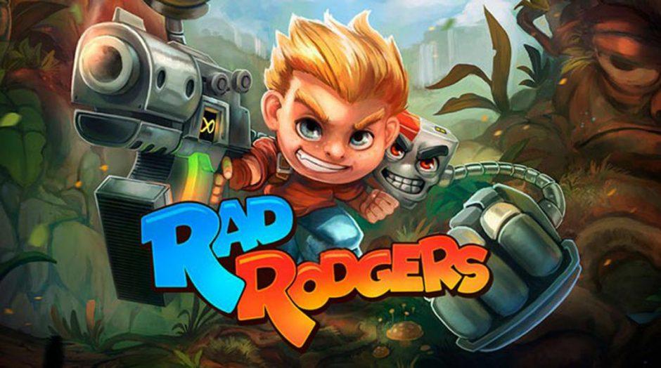 THQ Nordic adquiere los derechos de Rad Rodgers: World One y lo traerá a Xbox One