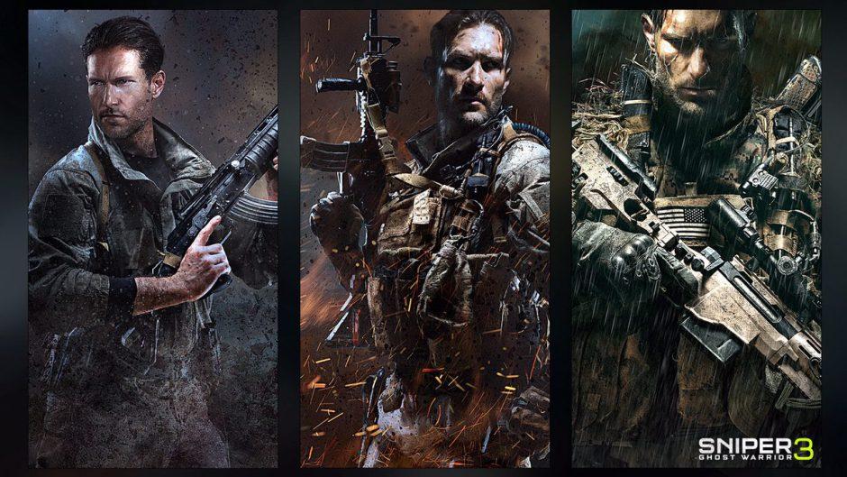 Sniper: Ghost Warrior 3 se presenta con un tráiler lleno de acción
