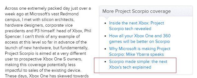 Project Scorpio Forza 7