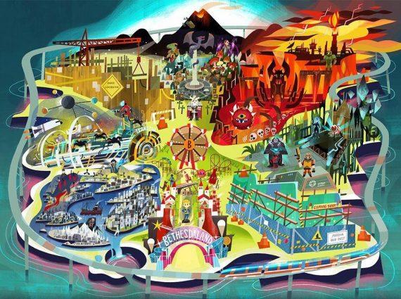 Bethesda podría traer dos nuevas IPs al próximo E3 2017