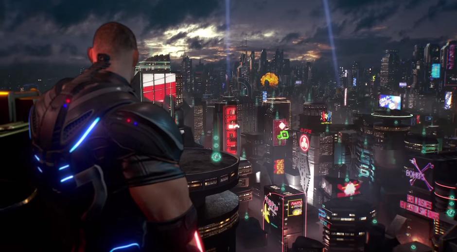 [E3 2017] Esto es Crackdown 3 y así luce en movimiento